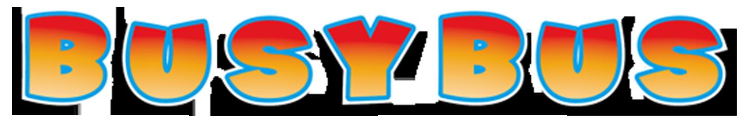 Busybus text logo